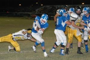 Mooreland-Beaver football