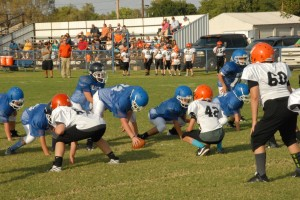 Elementary Football - Fairview